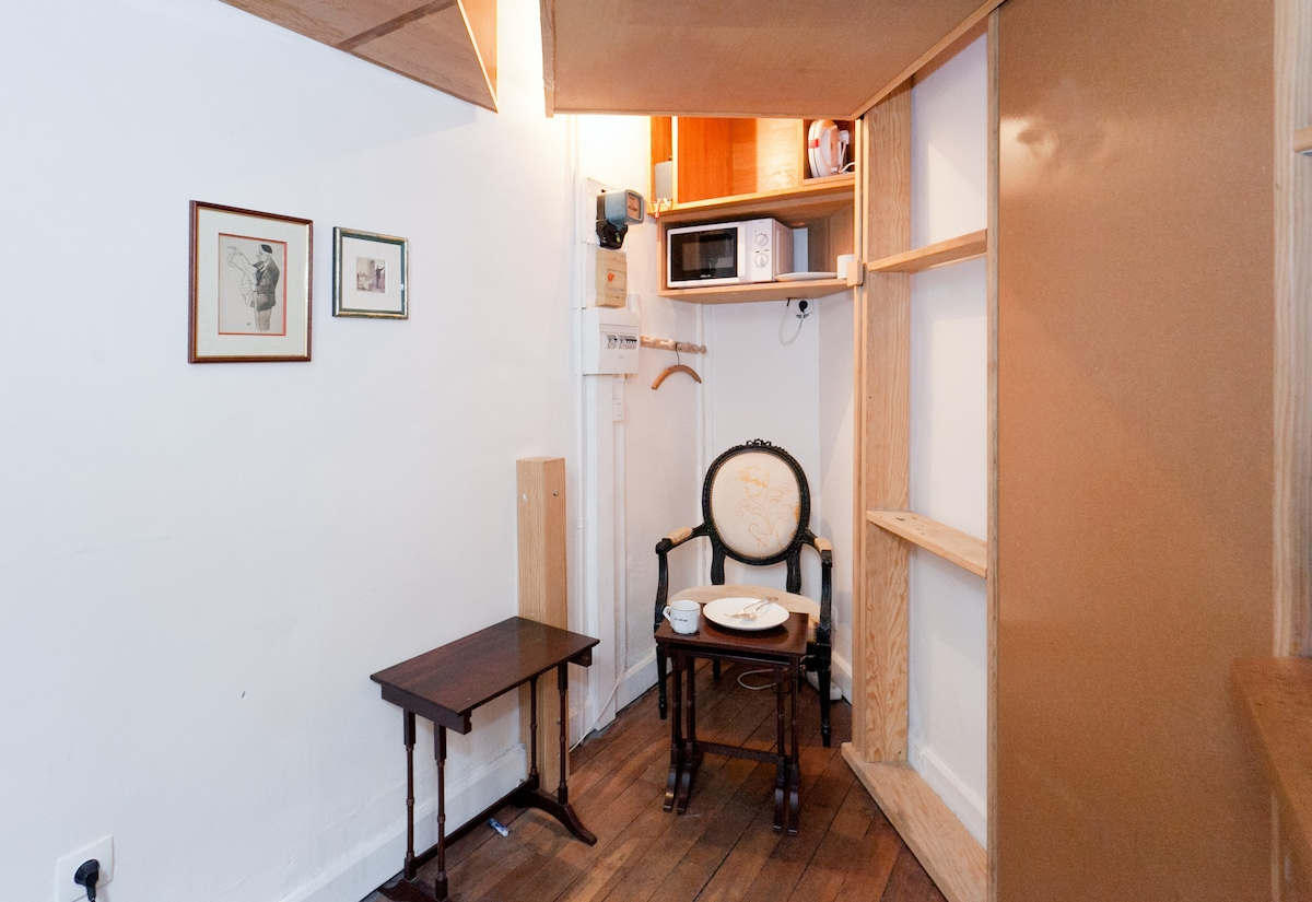 little studio Paris Montparnasse