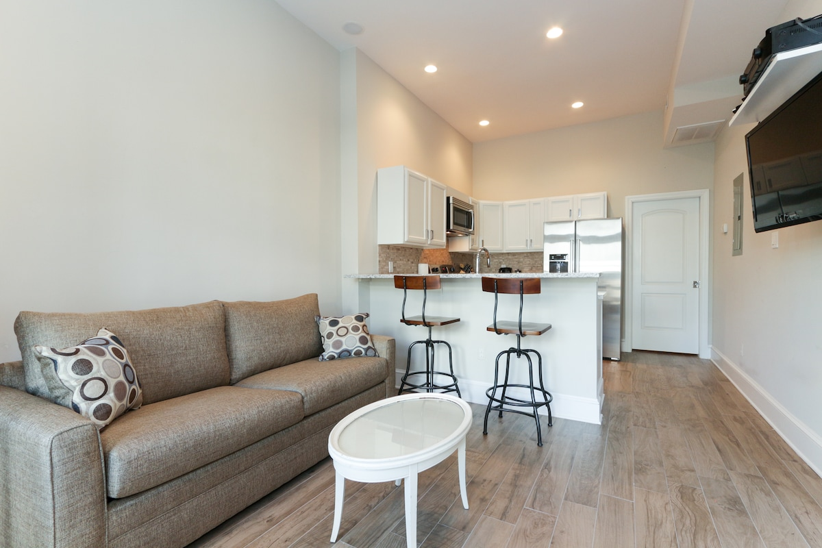 High-End Apartment, in heart of DC