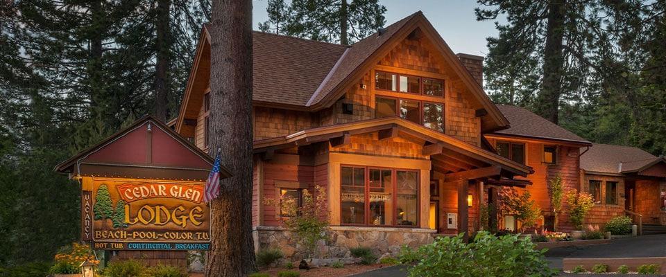 1 BED The Lodge At Lake Tahoe