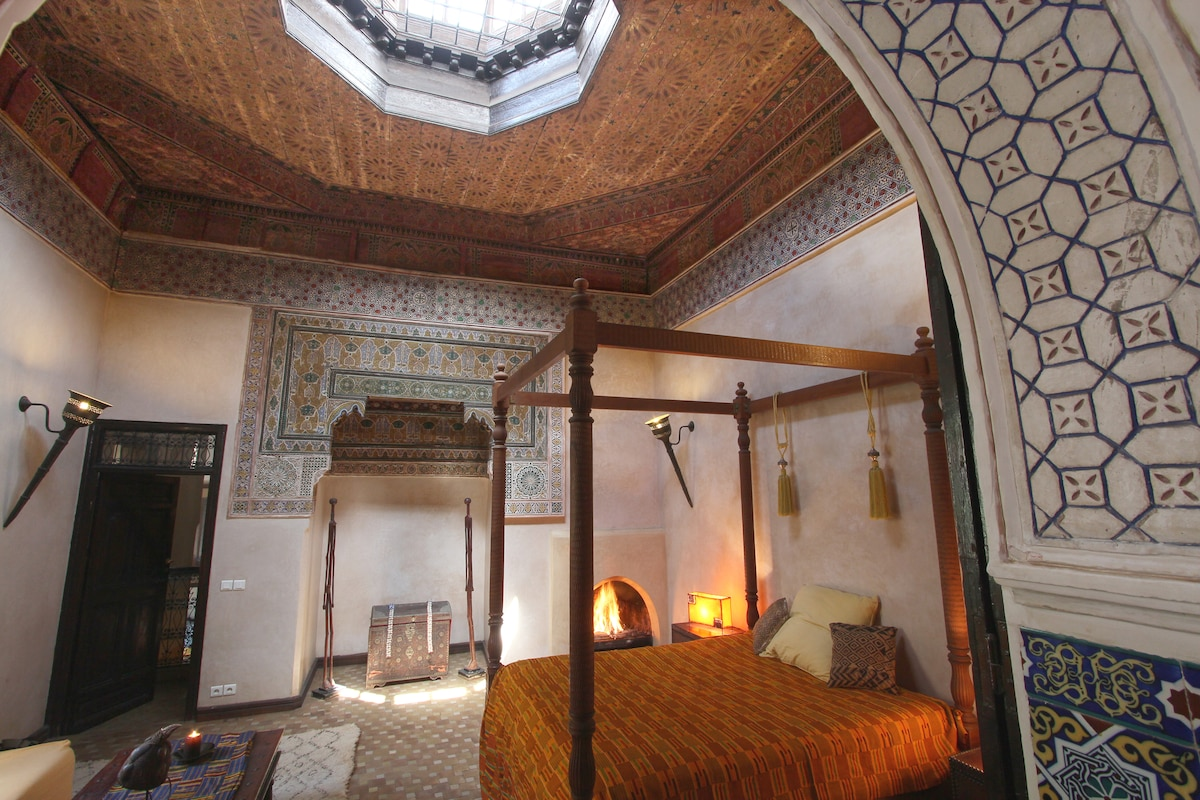Beautiful cosy Riad in the medina