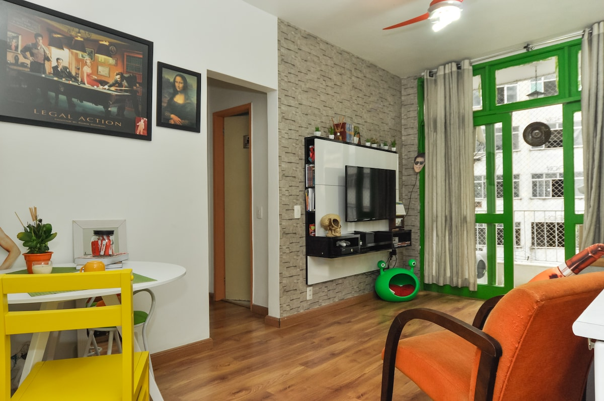 Superbedroom in the best Lapa point