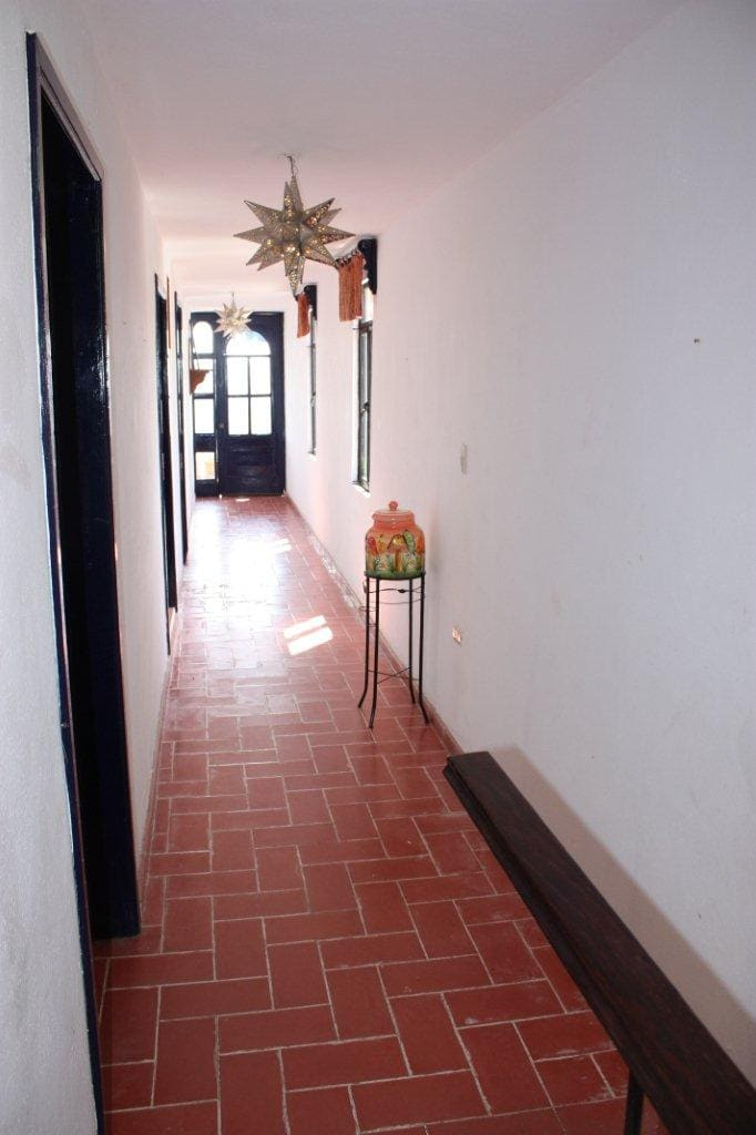 Hallway towards Balcony, 2nd floor