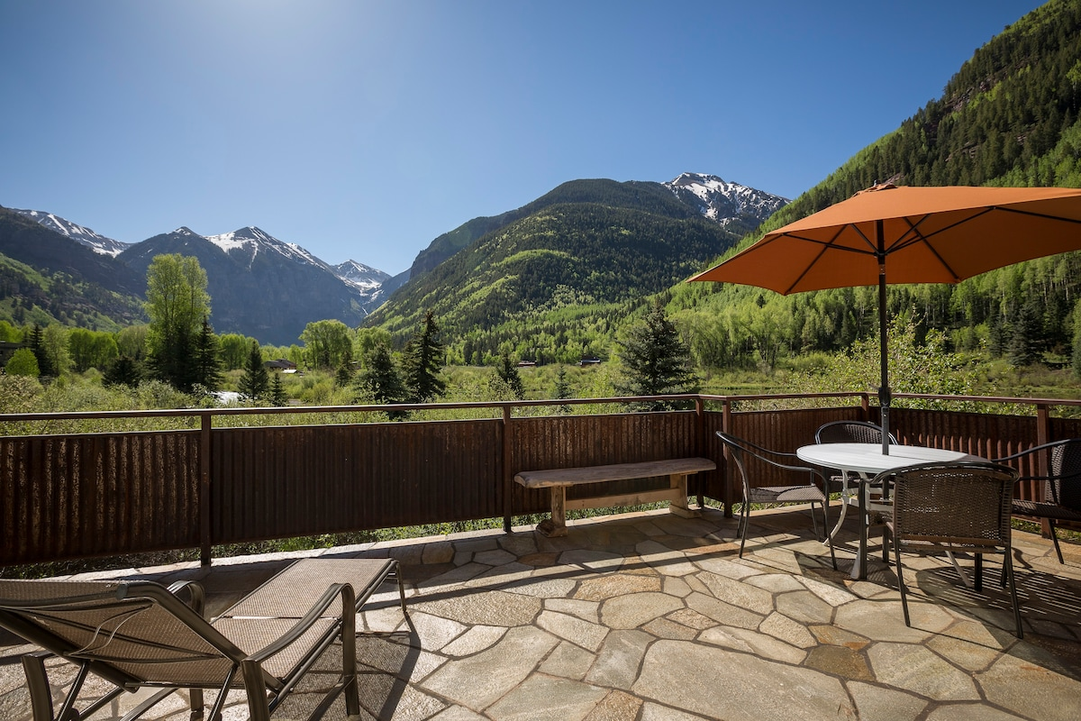 Rivercrown 2: best Telluride views