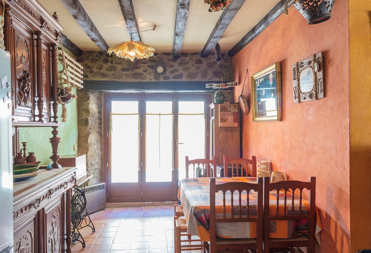 Casa rural Pirineo Ariege Pyrenees