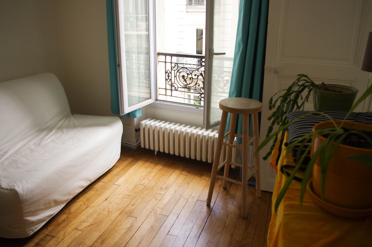 Chambre à Paris - Quartier latin
