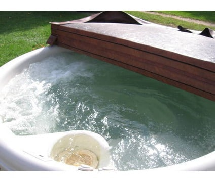 Hot Tub Great for Skinny dipping