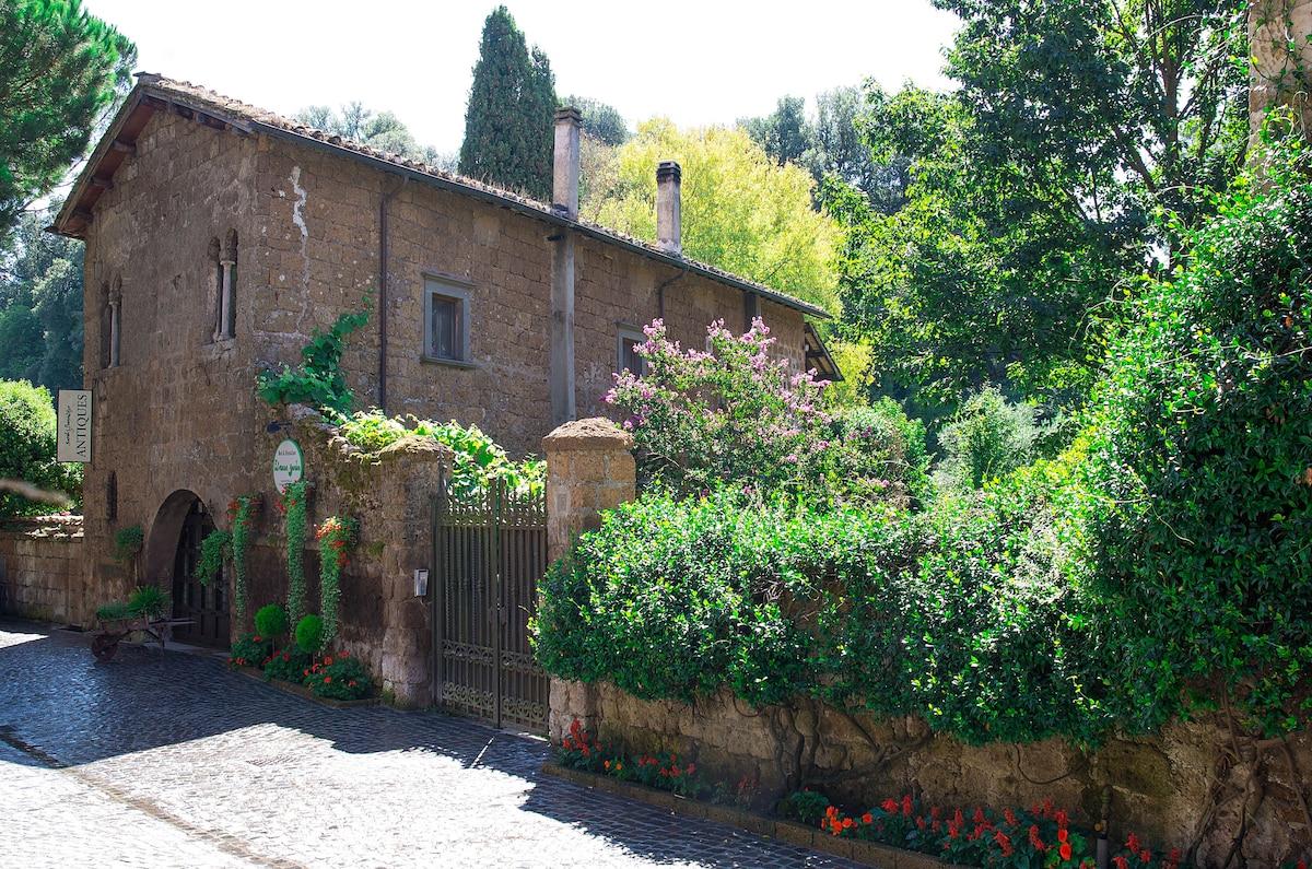 B & B Etruscan Garden