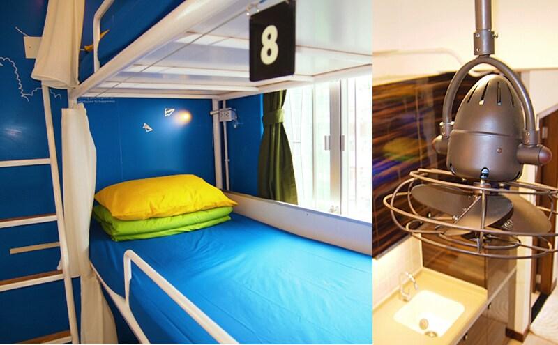 9 Beds Mixed Dorm Ensuite