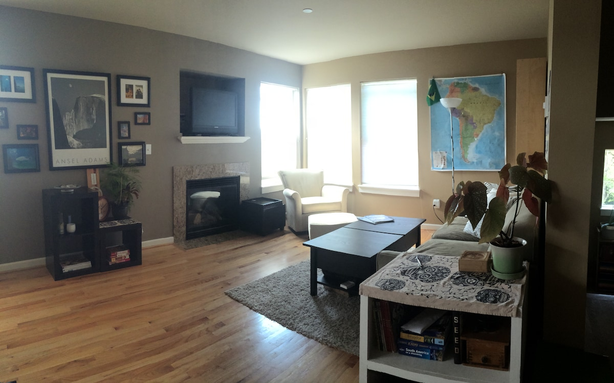 Be a Guest in this Perfect Townhome