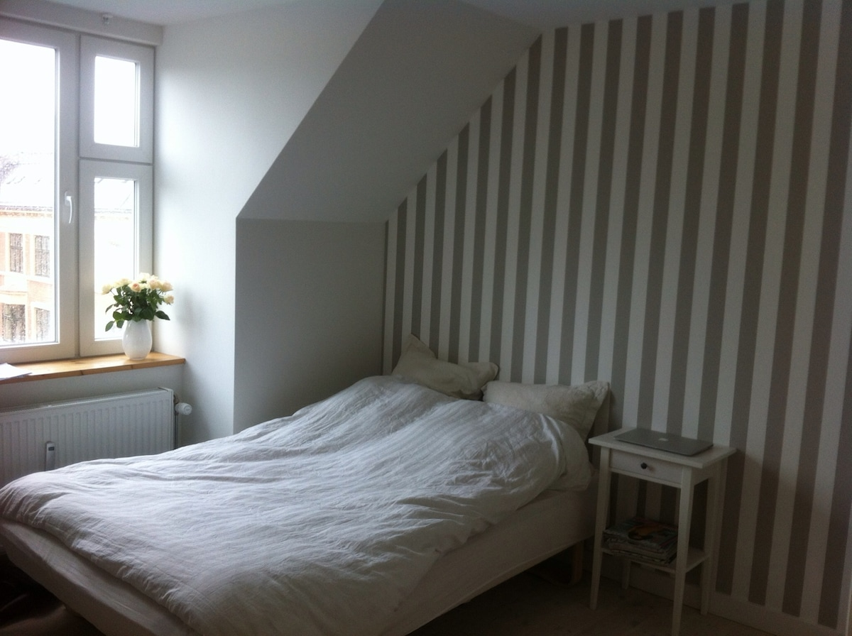 Lovely apartment at Frederiksberg