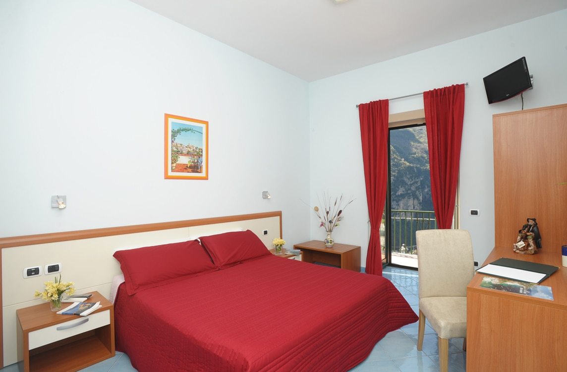 Terrazza Ravello - Double room with panoramic balcony