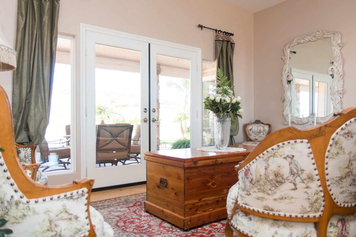 Wine Country Hideaway I