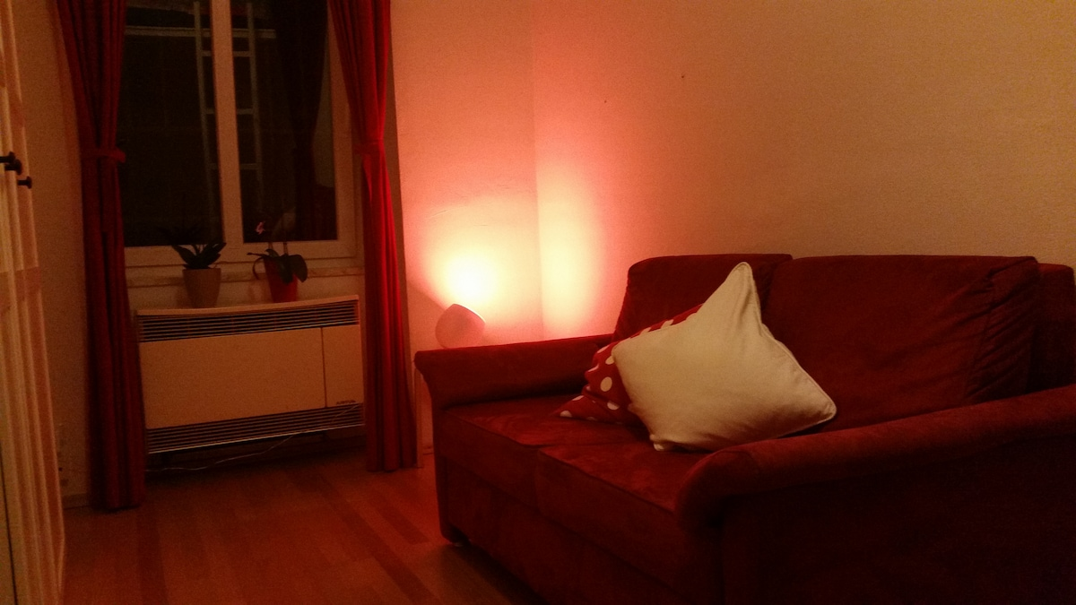 Comfy homestay in the city centre