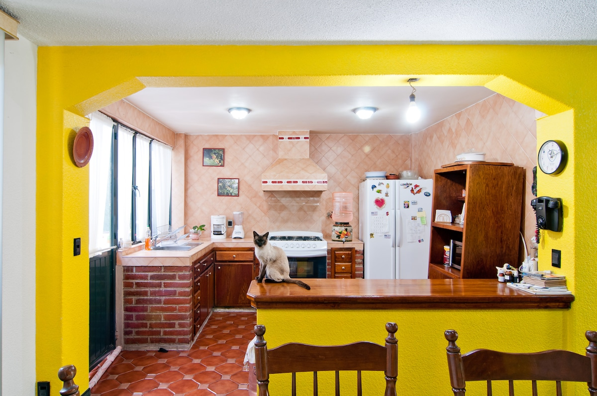 kitchen and chinaski