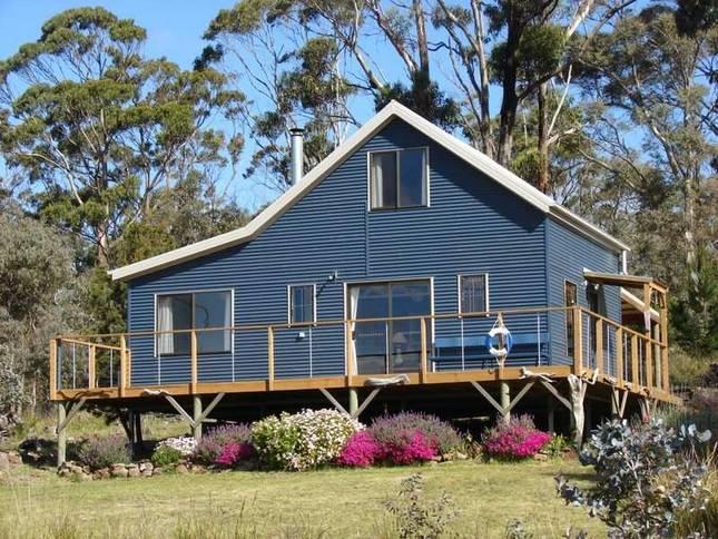 Tasman peninsula retreat