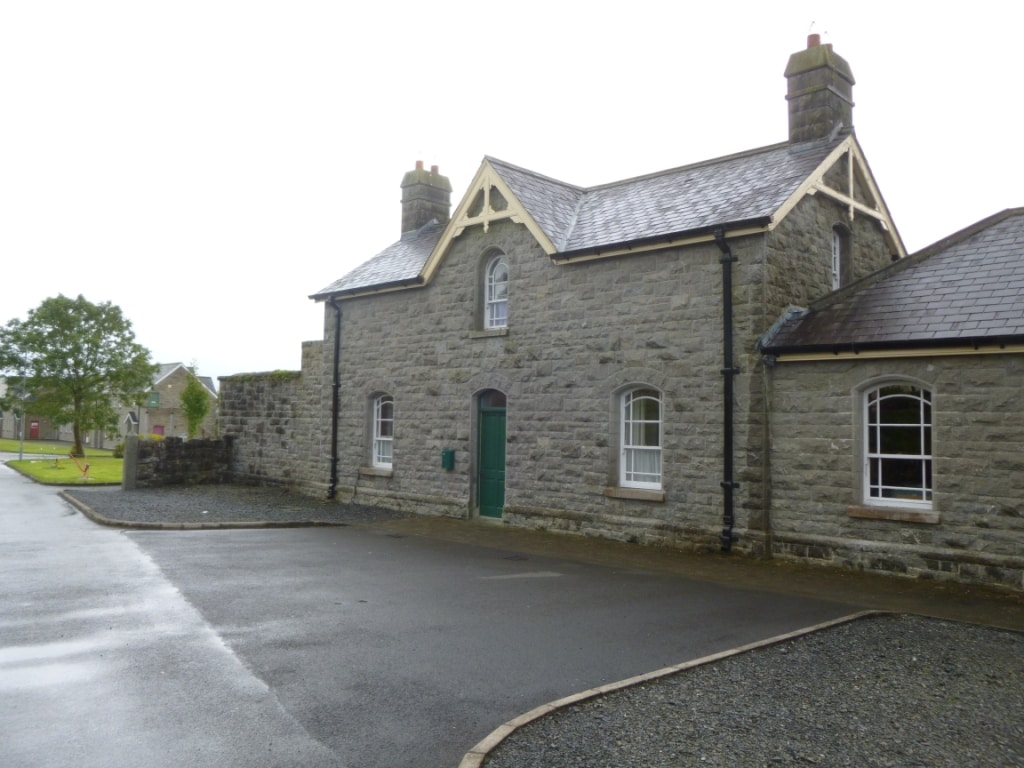 Railway Station Masters House