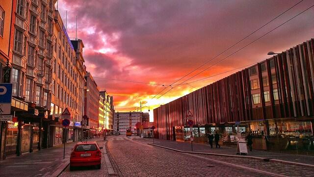 Penthouse in the heart of Bergen