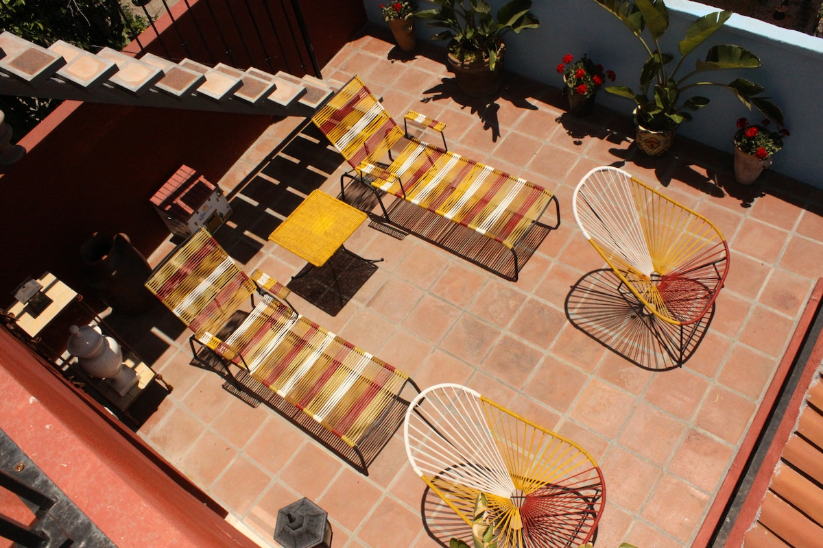 Casa Cinco Patios Hotel Boutique