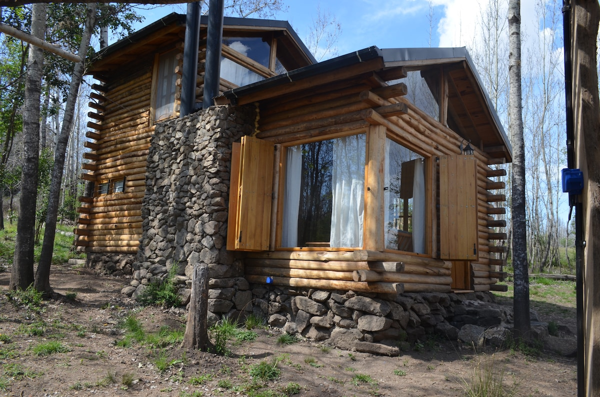 Secluded Cabin in Yacanto, Cordoba.
