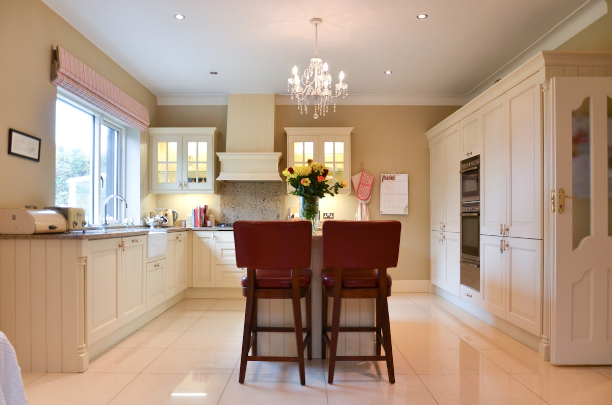 Luxury home -Prime Dublin Location