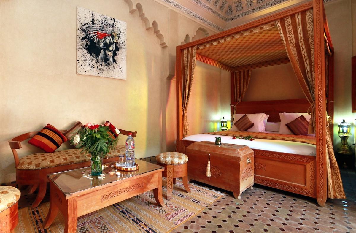 Riad Jnane Agdal & Spa Suite Senior