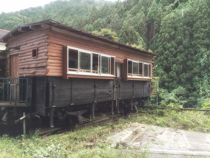 Japanese Train Car (shared 1)
