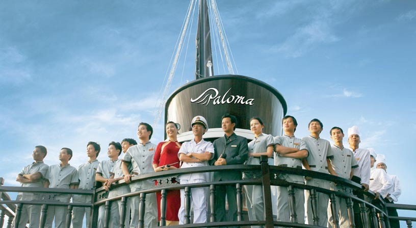 Amazing on Paloma Cruise(3 Days)
