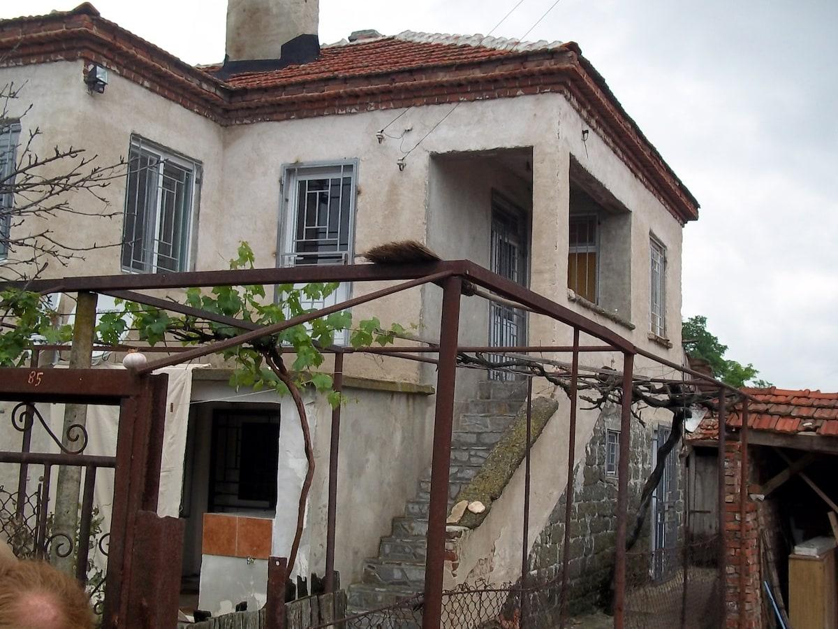 Dobrinovo/ village, near Black Sea