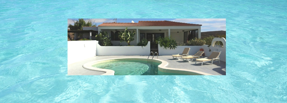 Villa in Fuerteventura for rent
