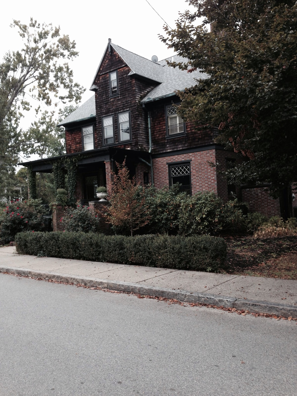Historic Home in Warren, RI.