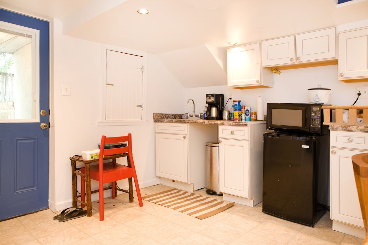 Private garden apt-Chevy Chase, DC