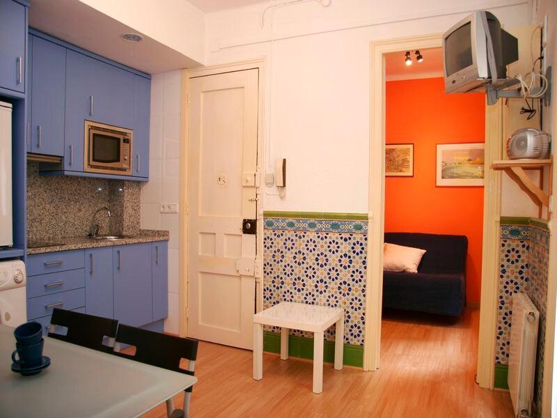 Barceloneta Beach Apartment