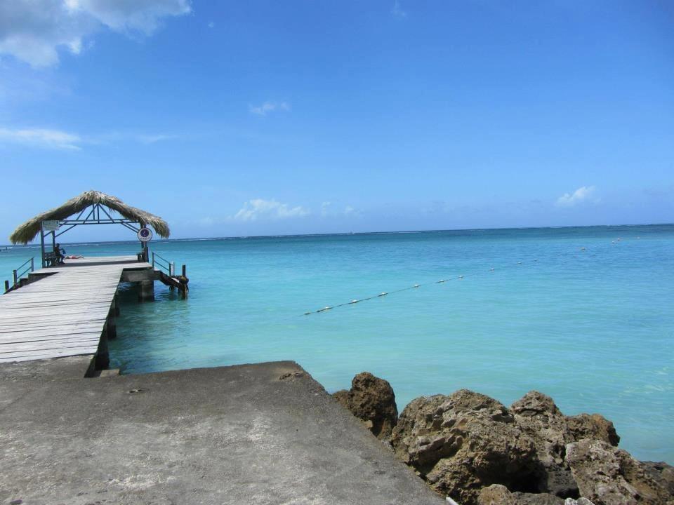 WALK to the Beach! True TOBAGO Life