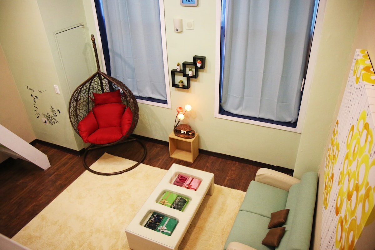 Studio near Myeong-dong (with WIFI)