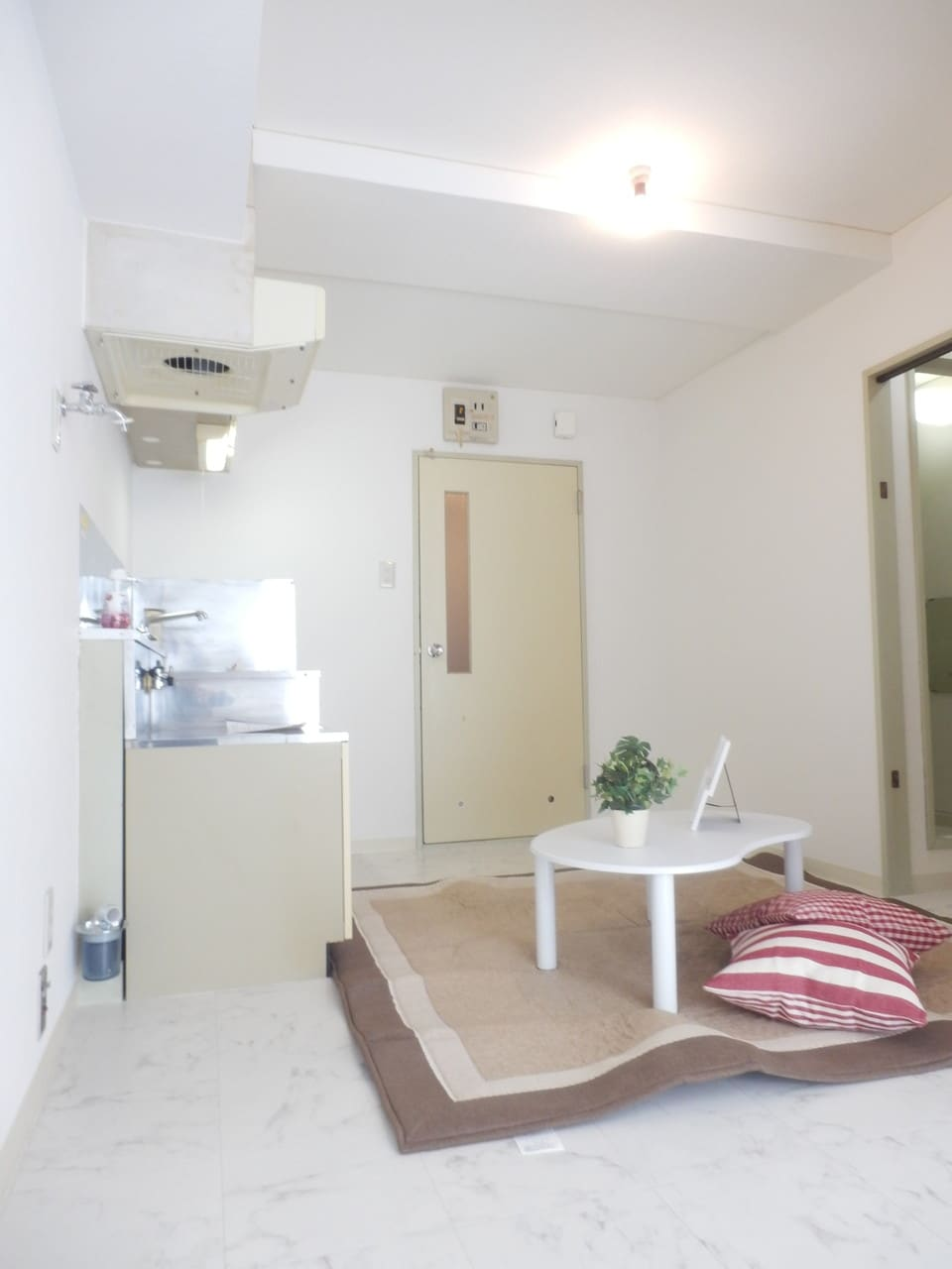 Cozy 1LDK for 2 ~3 + free WIFI 24H!
