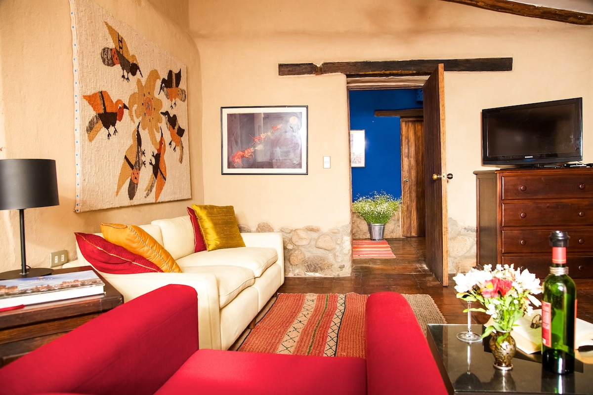BUNGALOWS - SACRED VALLEY - CUSCO
