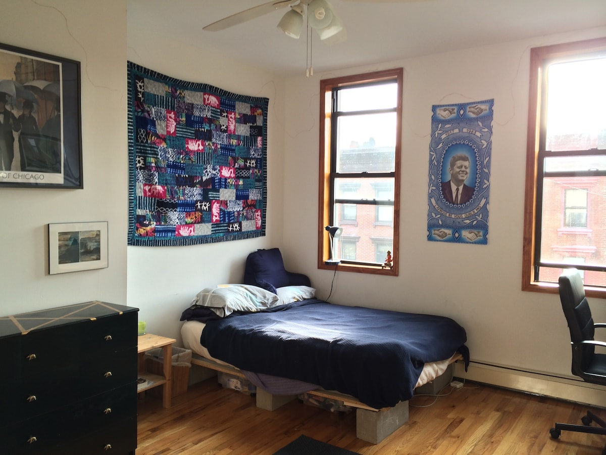 Gorgeous room in Williamsburg
