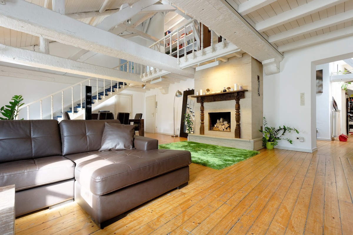 Charming duplex in the heart of Lux