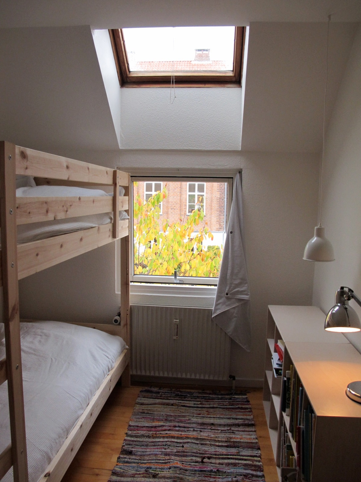 Bedroom 3 with beds for two