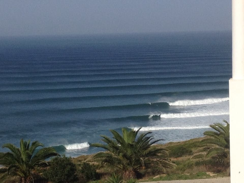 surf check from Balcony... !!!  :)