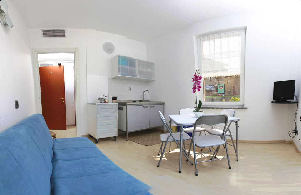 A12 Romantic two-room with balcony