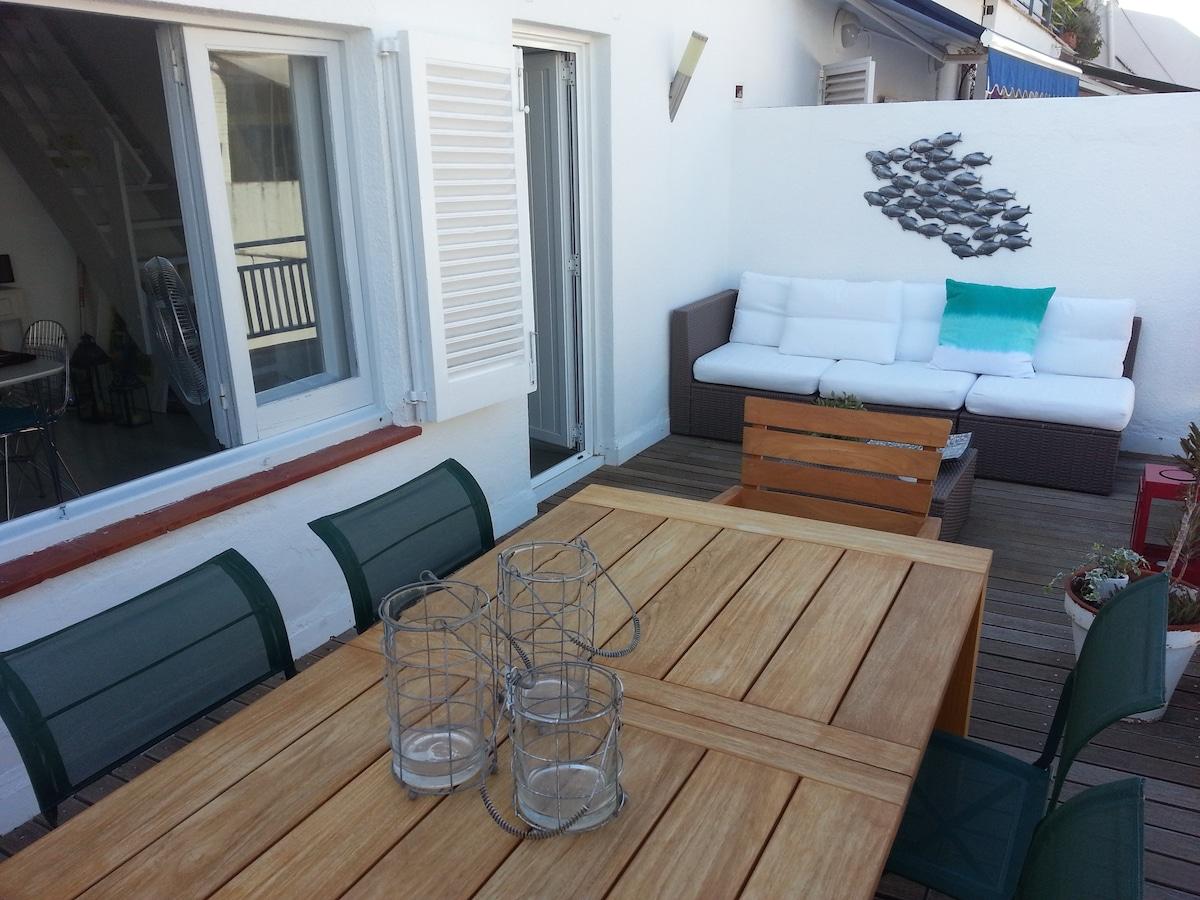 terrasse 1 longue
