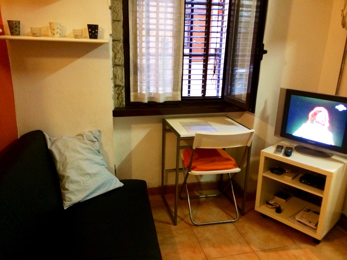 Cute studio on 2 levels - NAVIGLI