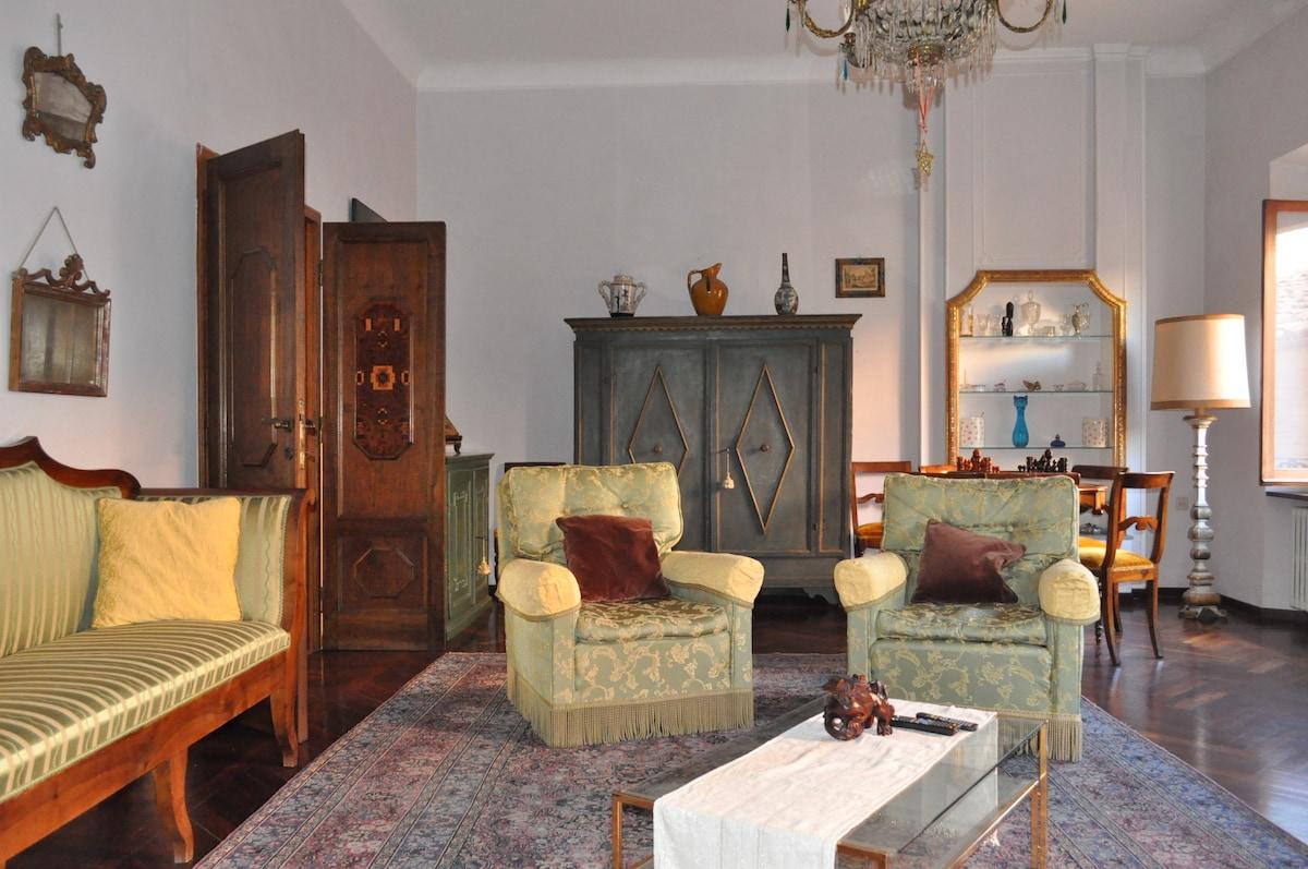 Dream house center of Fabriano