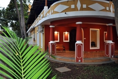 Vila de Goa, Siolim, North Goa