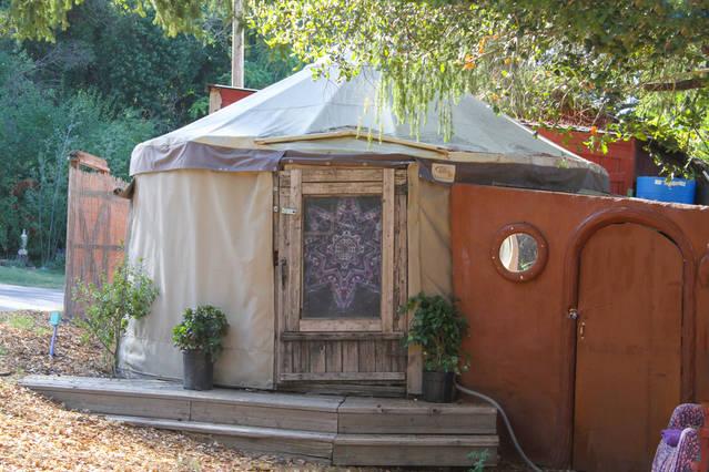 Heavenly Yurt