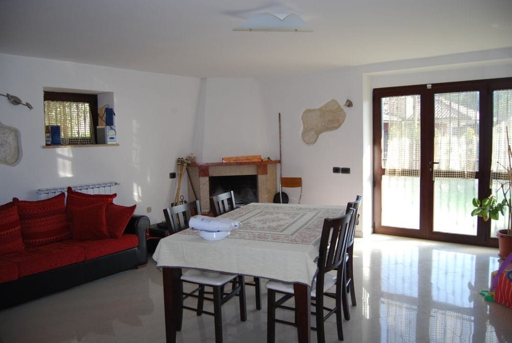appartamento in villa nuovo