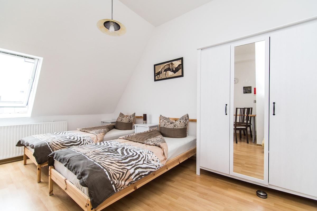 Appartement, Ludwigstraße