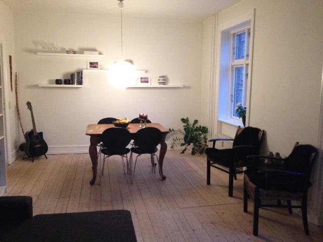 Charming apartment at Østerbro