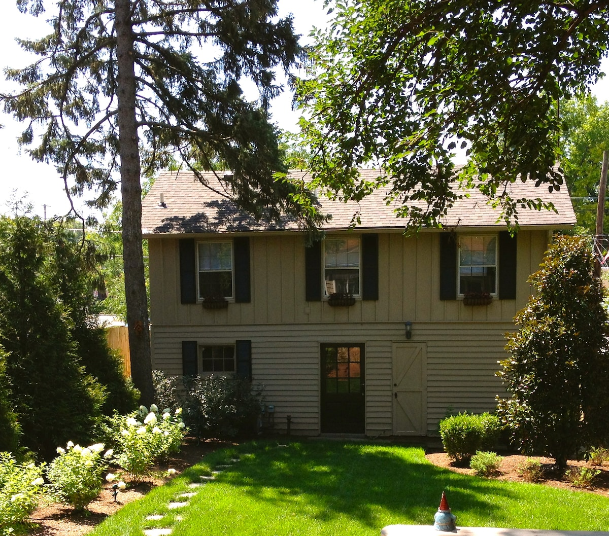 1 Bed Room Carriage House
